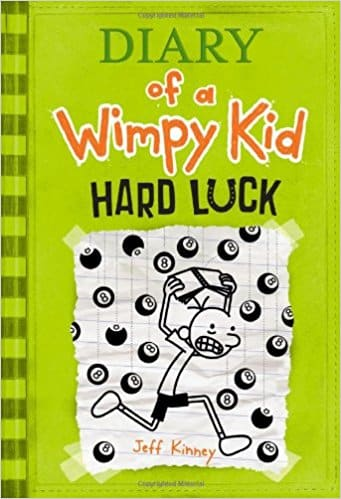Diary of a wimpy kid Hard Luck book 08