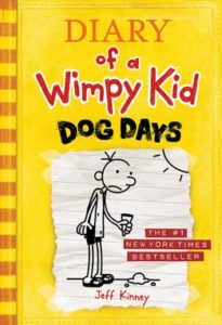 Dog Days book 4