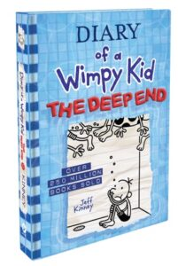 diary of wimpy kid The Deep End book 15